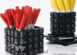 Ксения 68 - Идеи декора из клавиш компьютерных клавиатур