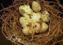 Ксения 68 - Винтажные пасхальные яйца