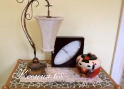 Ксения 68 - Столик с мозаикой из разбитой посуды.МК