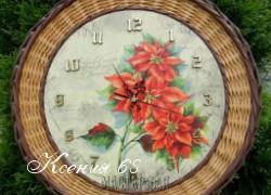 Ксения 68 - Цветные циферблаты для плетения часов и шкатулок
