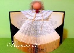 Ксения 68 - Ангел из старой книги. МК