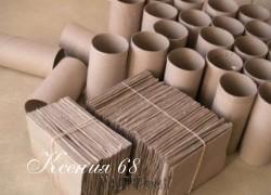 Ксения 68 - Как делать папье-маше.Очень простой рецепт