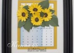 Ксения 68 - Календарь своими руками