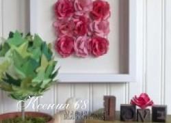 Ксения 68 - Панно с розами