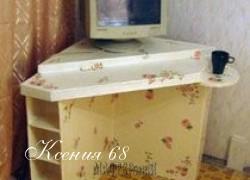 Ксения 68 - Компьютерный стол из картона