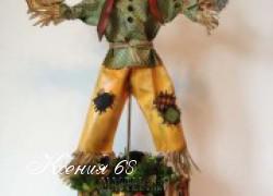 Ксения 68 - Чучело в цветочном горшке