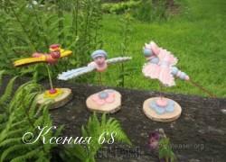 Ксения 68 - Весёлые стрекозы из ХФ. МК