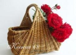 Ксения 68 - Плетеные изделия. Только идеи