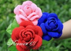 Ксения 68 - Цветы. Макраме