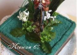 Ксения 68 - Торты из полотенец для мужчин