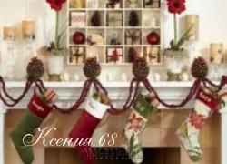 Ксения 68 - Светящиеся ёлочки и красивые фотографии новогоднего интерьера