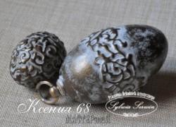 Ксения 68 - Подвеска для Пасхального яйца. МК