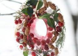 Ксения 68 - Ледяные венки к Новому году и Рождеству