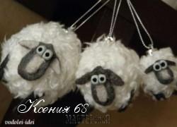 Ксения 68 - Символ года - овца. МК