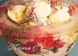 Ксения 68 - Ледяная чаша для охлаждения шампанского, салатов, мороженого МК