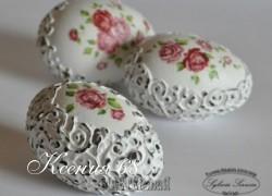 Ксения 68 - Невероятно красивые яйца. МК