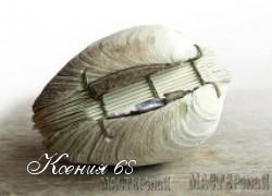 Ксения 68 - Записная книжка в ракушке