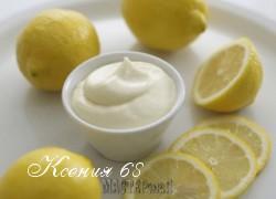 Ксения 68 - Домашний майонез на лимонном соке
