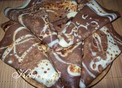 Ксения 68 - Шоколадные блинчики на молоке