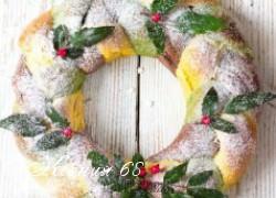 Ксения 68 - Трехцветный дрожжевой венок