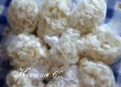 Ксения 68 - Замораживаем яблоки на зиму