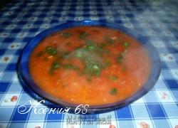 Ксения 68 - Суп харчо с говядиной