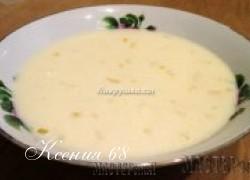 Ксения 68 - Сырный суп
