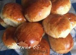 Ксения 68 - Дрожжевые пирожки на кефире
