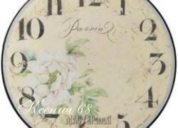 Ксения 68 - Трафареты циферблатов для часов