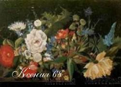 Ксения 68 - Картины, нарисованные Адольфом Гитлером
