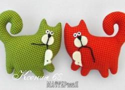 Ксения 68 - Забавные коты