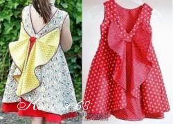 Ксения 68 - Платье Бабочка на девочку