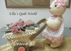 Ксения 68 - Мишка с тележкой