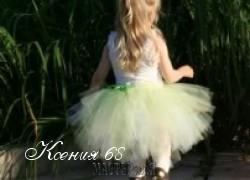 Ксения 68 - Юбка для девочки.МК