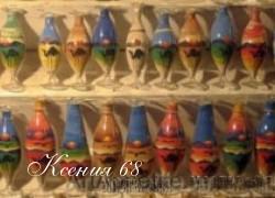 Ксения 68 - Как сделать рисунки из песка или соли в банке