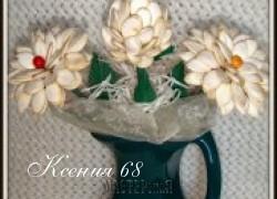 Ксения 68 - Цветы из семян тыквы