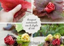 Ксения 68 - Розочки из кленовых листьев