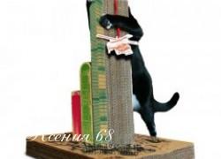 Ксения 68 - Когтеточка для кошек из картона