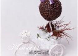 Ксения 68 - Кофейное дерево на велосипеде