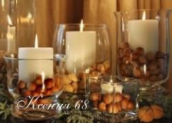 Ксения 68 - Подсвечники своими руками
