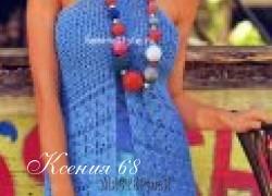 Ксения 68 - Парео крючком