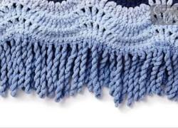 Ксения 68 - Крученая бахрома крючком