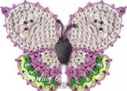 Ксения 68 - Бабочка крючком