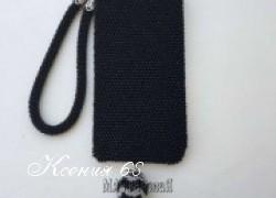 Ксения 68 - Чехол для сотового из бисера