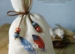 Ксения 68 - Легче перышка (вышивка крестиком)
