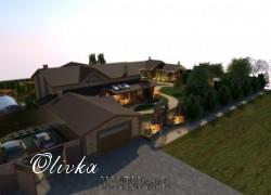Olivka - Ландшафтный дизайн