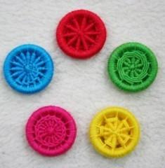 Ксения 68 - Пуговицы в технике Dorsets button