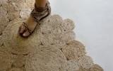 Екатерина - Коврики из джутовой верёвки