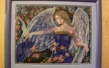 Елена_Беспрозванцева - Ангел - вышивка бисером