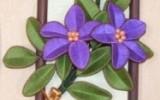 """Ксения 68 - Цветы в технике """"ганутель"""""""